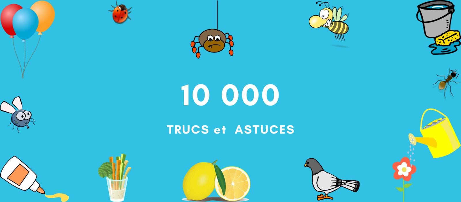 10000 trucs et astcues sur 10-trucs.com