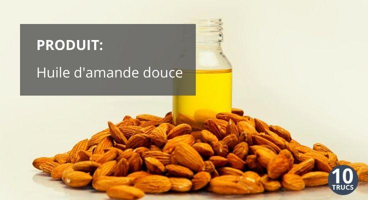 Quelle huile d'amande douce bio choisir?