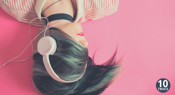 Écouter de la musique gratuitement en ligne