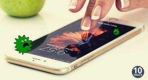 comment nettoyer l'écran de son smartphone