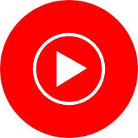 Écouter de la musique en ligne avec Youtube Music