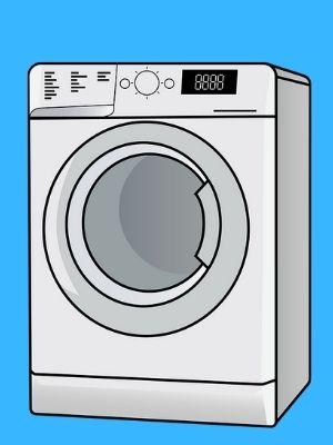lave linge qui vibre pendant l'essorage